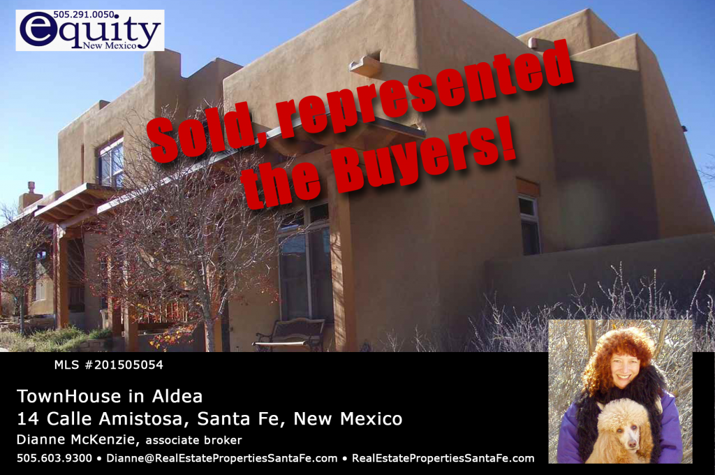 Just Closed: 15 Calle Amistosa in Aldea