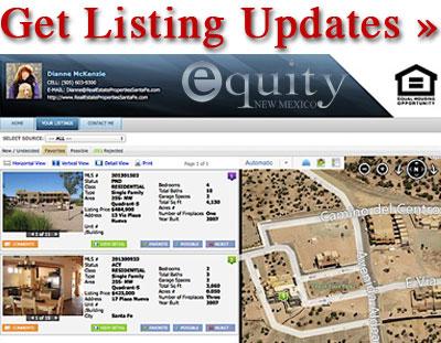 get listing updates