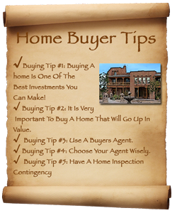 Top 10 Home Buyers Tips