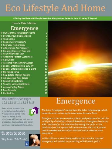 Eco Lifestyle and Homw News