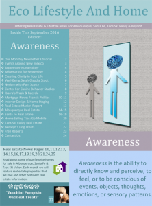 Eco-Lifestyle-&-Home-News_09-2016-Awareness-cover