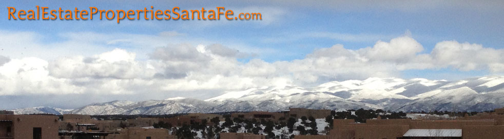 real estate properties santa fe