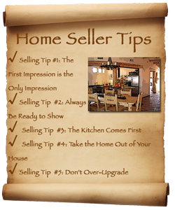 Top 10 Home Seller Tips