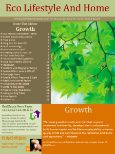 EcoLifestyle and Home News April 2014