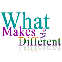 What makes me different?