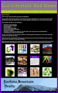 Eco Lifestyle And Home News – April 2018